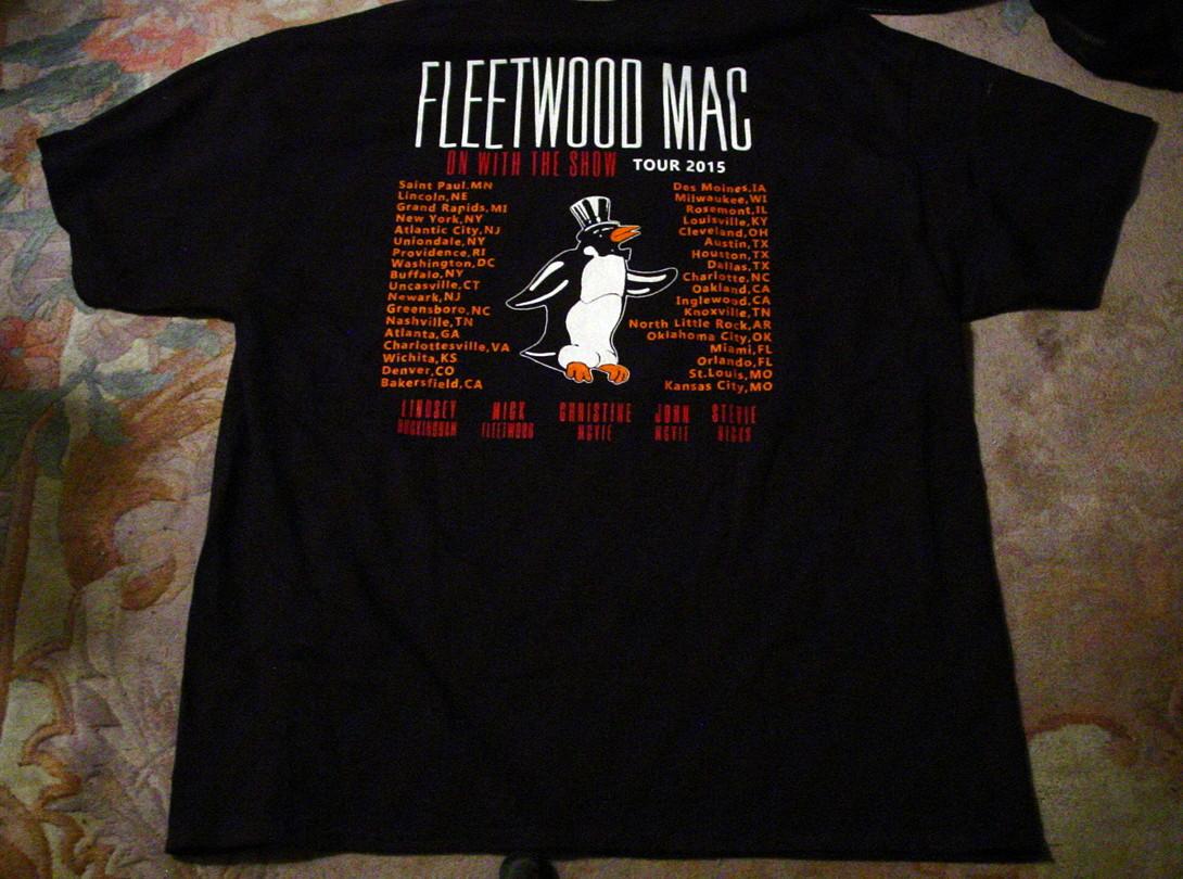 Miscellaneous Fleetwood Mac Items For Sale Catalog 91